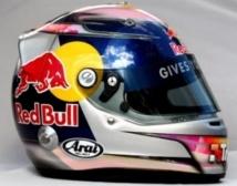 Les casques de F1, objets d'art en mouvement