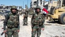 Le régime syrien récupère la ville de Qousseir