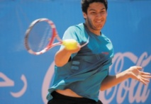 Adam Moundir s'offre son premier point ATP