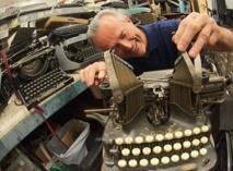 A l'ère de l'iPad, les fanas américains de machines à écrire font de la résistance