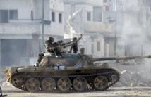 Les rebelles syriens s'emparent du point de passage de Qouneitra sur le Golan