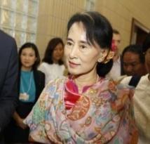 Aung San Suu Kyi brigue la présidence birmane