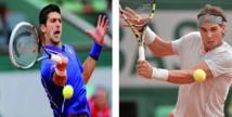 Djokovic et Nadal pour la demie rêvée