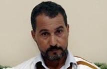 Sit-in de solidarité avec Mustapha Salma