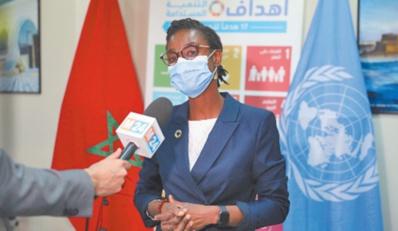 Des représentants d'agences onusiennes qualifient d'exemplaire la riposte du Maroc à la pandémie