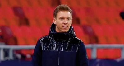 Avec Nagelsmann, le Bayern fait le pari de la jeunesse