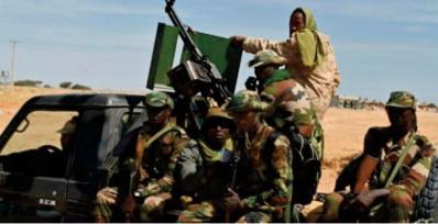 Crainte d' un nouveau foyer jihadiste au Niger