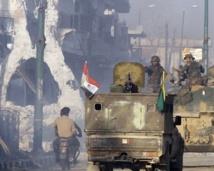L'armée  syrienne et le Hezbollah à l'assaut de Homs et d'Alep