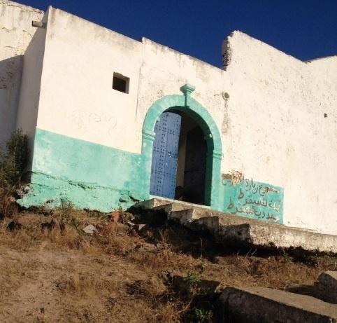 A Mehdya, la deuxième mort  du saint patron de la réserve naturelle