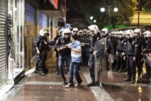 Le Premier ministre turc brandit la menace de la contre-offensive