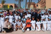 Ecoles de football à Marrakech et Ben Guérir