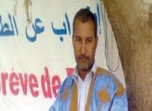 Mustapha Salma déterminé à poursuivre sa grève de la faim