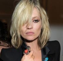 Kate Moss, victime d'un canular téléphonique