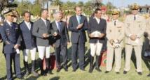 Brahim Aadnan s'adjuge le GP SM le Roi Mohammed VI