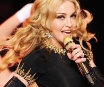 Des millions de dollars pour Madonna