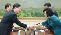 Pourparlers annulés entre les deux Corées