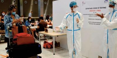 Nouveau protocole sanitaire pour les voyageurs en provenance d'Abu Dhabi, Dubaï, Doha et Manama