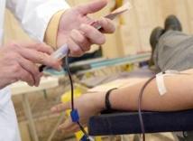 Le don de sang enregistre un pic