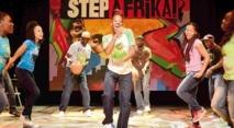 "Le groupe américain ""Step Afrika"" à Khouribga"