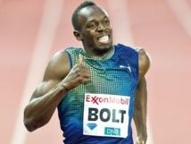 Bolt : «Ma confiance est toujours au top»