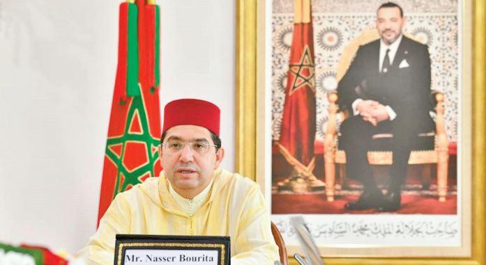 Nasser Bourita : La reprise des relations avec Israël, un élément propice à une paix durable au Proche-Orient