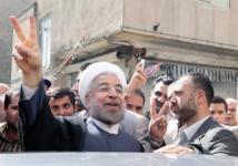 Hassan Rohani élu au premier tour à la présidentielle iranienne