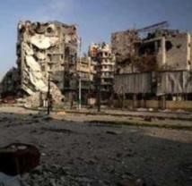 Des combattants liés à Al-Qaïda détruisent un lieu de culte en Syrie