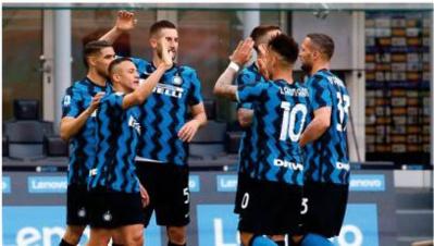 L'Inter fête son scudetto de belle manière