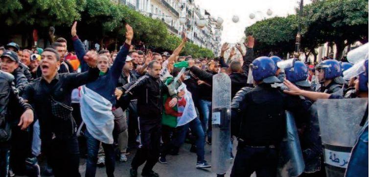 """La gestion sécuritaire des conflits sociaux en Algérie est """" porteuse de tous les dangers """""""