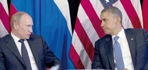 Bras de fer Obama-Poutine sur la Syrie au G8