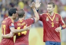 L'Espagne se contente de l'essentiel