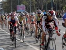 Le champion cycliste Saadoune s'adjuge la course nationale