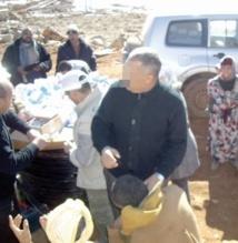 Campagne médicale multidisciplinaire à El Kbab