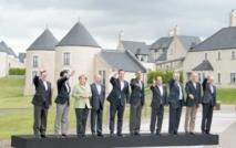Le G8 tente de sauver la conférence de paix en Irlande
