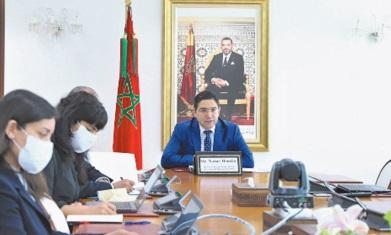 Intenses activités de la diplomatie marocaine en Afrique