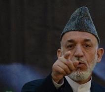 Kaboul suspend ses négociations  avec Washington