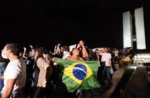 Les joueurs brésiliens soutiennent les manifestants