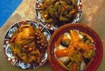 Un restaurant marocain à Kinshasa