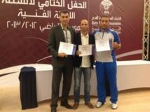 Une Licence Pro pour trois entraineurs Marocains