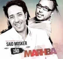 Saïd Mosker dans les bacs avec « Marhaba »