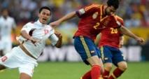L'Espagne cartonne, l'Uruguay assure
