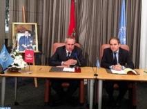 Partenariat entre la RAM et l'ONU
