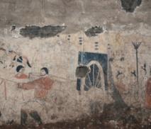 Une fresque tombale chinoise résiste à trois pillages avant de livrer ses secrets