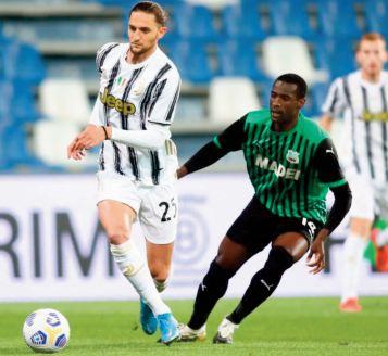 Calcio : La Juve toujours en course pour une place en C1