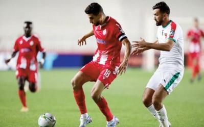 Ligue des champions : Le WAC a dicté son standing à Alger