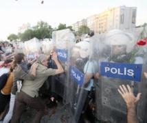 La fronde se poursuit en Turquie
