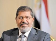 Morsi pris la main dans le sac