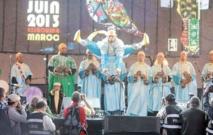 Clôture de la 16ème édition du Festival gnaoua et musiques du monde
