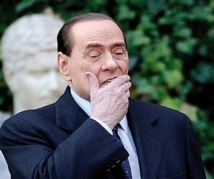 Berlusconi s'insurge contre le verdict prononcé à son encontre