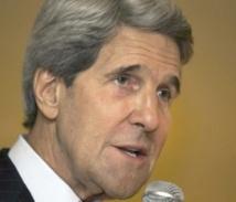 Kerry en Arabie Saoudite pour faire avancer le dossier syrien